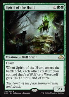 mtg-RED-GREEN-WEREWOLF-DECK-Magic-the-Gathering-rare-cards-SOI-ulrich