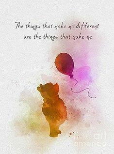 Cute Disney Quotes, Disney Princess Quotes, Cute Quotes, Aslan Quotes, Balloon Quotes, Magical Quotes, Winnie The Pooh Quotes, Piglet Quotes, Teddy Bear Quotes