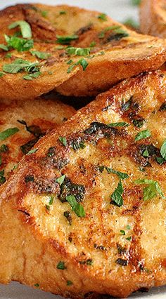 Parmesan French Toast