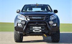 Isuzu D-Max als echter Off Road Pick Up Isuzu D Max, Off Road Adventure, Adventure Gear, Vw Pickup, Pickup Trucks, Fiat 500 Black, Pickup Accessories, Rodeo, Pick Up 4x4