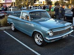 1964 EH Holden Ute - List of the most beautiful classic cars Australian Ute, Australian Muscle Cars, Aussie Muscle Cars, Singer Cars, Holden Australia, Chevrolet Camaro, Amazing Cars, Hot Cars, Car Manufacturers
