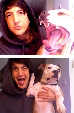 """""""Let's switch expressions"""" hahahah <3 Austin Carlile"""