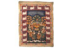 Persian fabric