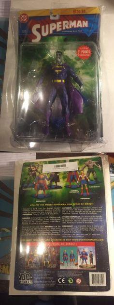 Action Figures 7114: Dc Comics Bizarro Superman Action Figure - Dc Direct Fs -> BUY IT NOW ONLY: $32.99 on eBay!