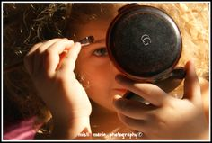 I love make up <3 ~  Rochester, IN ~  Copyright © Misti Marie Photography 2012
