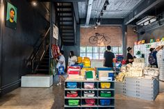 Bangkok's young hipster crowds have been all over eco-friendly Swiss bag brand Freitag since Pronto announced itself as the brand's official importer last year. But now the brand's got its own space that's not shared with Pronto's denim.