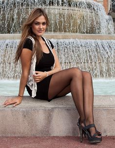 It's in the title. No porn or nudity within. None of these pictures are mine. Ps I'm a male who happens to have a thing for women dressed with black nylons. Pantyhose Skirt, Black Pantyhose, Black Tights, Pantyhose Fashion, Stockings Lingerie, Black Stockings, Gorgeous Heels, Beautiful Legs, Amazing Legs