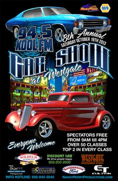 1000 images about carshow and event posters on pinterest