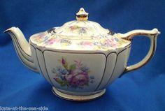 Vintage Sadler Tea Pot, English