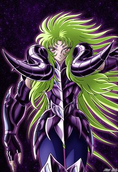 Specter Aries No Shion by Niiii-Link Saint Seiya Lost Canvas, Manga Anime, Golden Warriors, Super Anime, Batman Wallpaper, Head Tattoos, Illustrations And Posters, Aphrodite, Fantasy Creatures