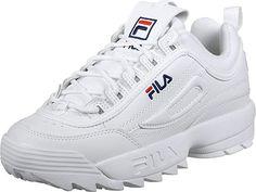 52f17849be4788 Fila Heritage Disruptor Low W schoenen wit