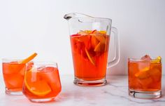 No One Is Doing Fall Better than This Hard Cider Sangria - Bon Appétit