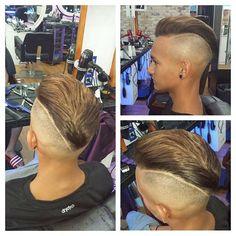 Trabajo realizado por Malik CC Meridiano #haircut #haircuts #fade #fadecuts…
