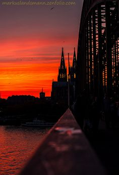 Hohenzollern Bridge, Cologne Cathedral, Germany