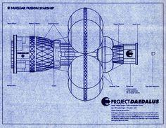 Nathan Fowkes Art: PROJECT DAEDALUS, 1994