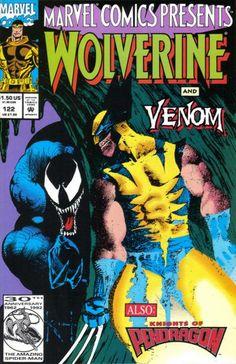 Marvel Comics Presents # 122 by Sam Kieth