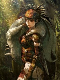 Unique Fantasy Illustrations by Kyoung Hwan Kim  http://www.cruzine.com/2012/11/09/fantasy-illustrations-kyoung-hwan-kim/