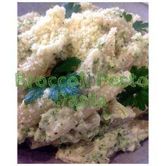 Broccoli Pesto Pasta (Thermomix Method Included)