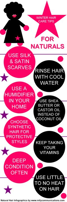 Winter Hair Care Tips For Naturals