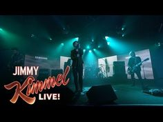"""Jimmy Kimmel Live: Nothing But Thieves Performs """"Trip Switch"""""""