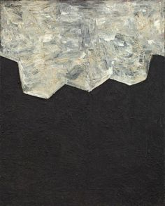 Serge Poliakoff (French, born Russia, 1900-1969), Composition abstraite, 1967. Oil on canvas, 81 x 65 cm.