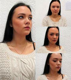 Makiažas telsiuose > Visažistė KarolinaRuv > Dieninis makiažas | #tokialt www.tokia.lt - registruokis grožio bendruomenėje nemokamai!