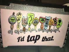 beer tap cooler