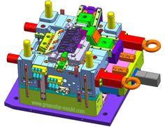 信息化管理 Injection Mold Design, Ac System, Mould Design, Plastic Injection Molding, Roofing Systems, Plastic Molds, 3d Printing, Engineering, Cad Cam