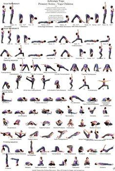 Mysore Yoga