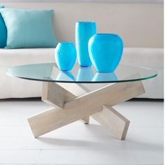 Expressionist Coffee Table | Wisteria