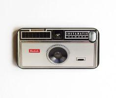 iPhone 4 Case Vintage Kodak Camera. Cases for iphone 4. $16.99, via Etsy.