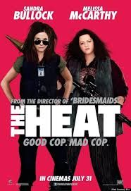 The Heat poster movie UK - Photoshop fail