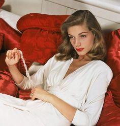 Lauren Bacall, 1945- Embedded image permalink