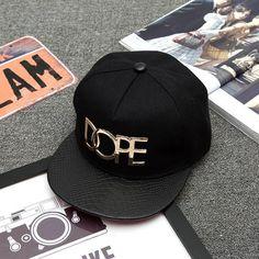 Men's Hats Hard-Working Punk Hip-hop Crown King Cap Snap-back Hat Baseball Performance Flat Peak Stylish