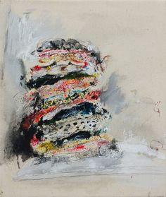 jumpers (SOLD), Paula Baader
