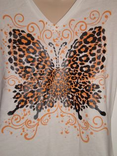 25 Off Beautiful Tattoo Art Butterfly By TheTshirtPlacebyFox