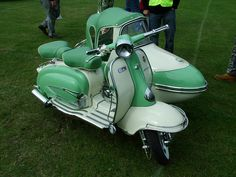 *1961 Lambretta TV175 Scooter Outfit...