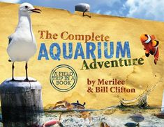 The Complete Aquarium Adventure and The Complete Zoo Adventure Amphibians, Mammals, Reptiles, Clownfish And Sea Anemone, Male Seahorse, Ocean Zones, Why Do Birds, Aquatic Birds, Wet And Wild