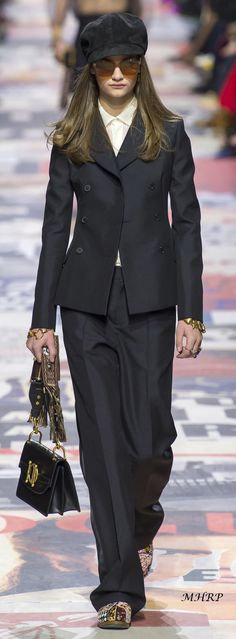 Christian Dior Fall 2018_Vogue-Runway