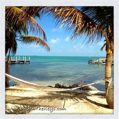 Relax the day away in the Florida Keys.