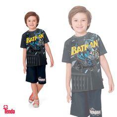 👊👦 Ícone da cultura pop, Batman protagoniza este batlook pro seu filhote arrasar de super-herói nas festas de fim de ano. Inspire-se! E vamos às super dicas de moda do blog das #LojasTenda: www.lojastenda.com.br/blog/
