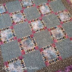 Laundry Basket Quilt of the Day - Cookie Jar