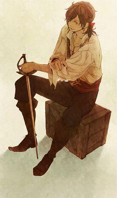 Capitán Carriedo (Hetalia)