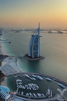 Burj Al Arab | Dubai Architect: Carlos Ott