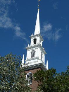 Memorial Church, Harvard Yard
