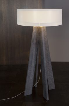 Floor lamp Pipa; design Remy Meijers for Remy Meijers Collection