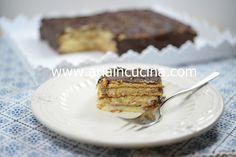 Blog di cucina di Aria: Dolce Mattone