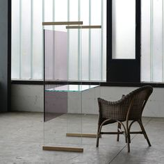 Glass Furniture by Ronan and Erwan Bouroullec for Glas Italia