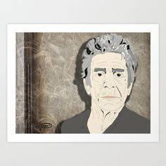 Lou Reed, Artist, music, rock, singer On Sale at @society6