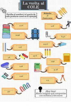 ¡Buenos días! Hoy quiero compartir con vosotros algunas actividades enfocadas a la enseñanza para niños. Creo que es clave crear actividades atractivas visualmente para cualquier alumno, pero si ha…